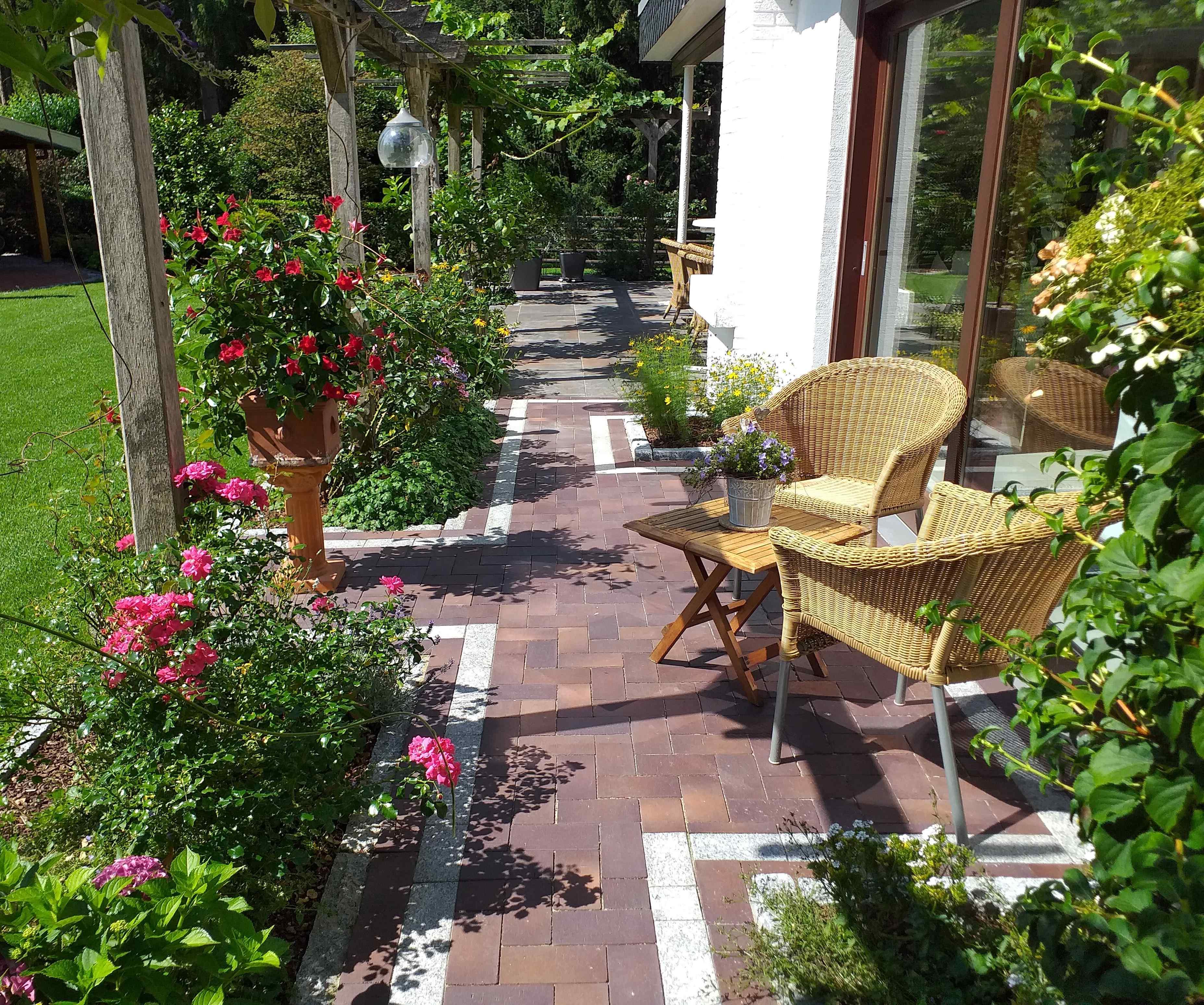 Terrassengestaltung Kustenbaumschule Kusten Garten Service